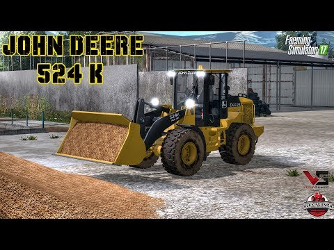 John Deere 524K v2