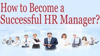 Certificate in HR Management (Level 3)