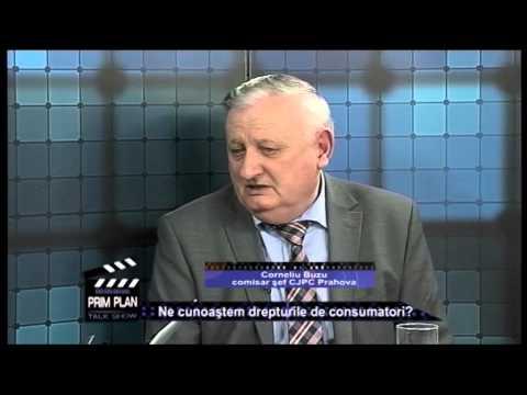 Emisiunea Prim Plan – Corneliu Buzu – 5 martie 2015