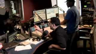ODD FUTURE Freestyles on Hot97 Morning Show