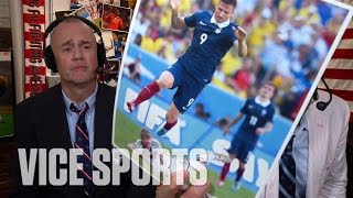 Men in Blazers Gents of the Day: Euro 2016 Final Preview, France by VICE Sports