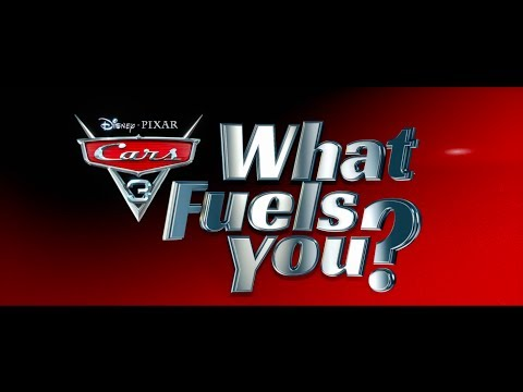 Cars 3 (Featurette 'What Fuels You')