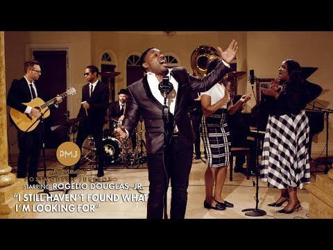 """U2  """"I Still Haven't Found What I'm Looking For"""" Cover by Scott Bradlee's Postmodern Jukebox"""