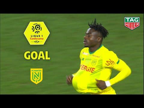 Goal Moses SIMON (68') / FC Nantes - Paris Saint-Germain (1-2) (FCN-PARIS) / 2019-20
