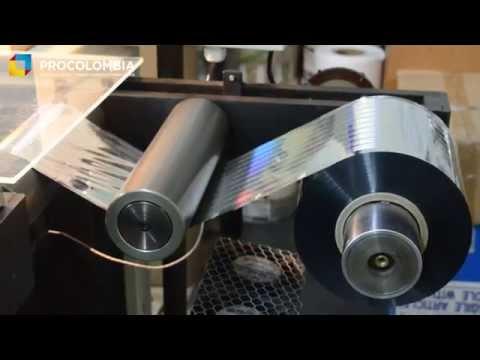 China le compra a Colombia impresoras de etiquetas para seguridad holográfica