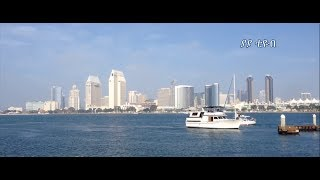 Beautiful San Diego California (Amharic)  የአሜሪካዋ ከተማ ሴንዲዬጎ ካሊፎርኒያ