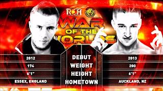 Nonton ROH Throwback: Jay White vs Will Ospreay Film Subtitle Indonesia Streaming Movie Download