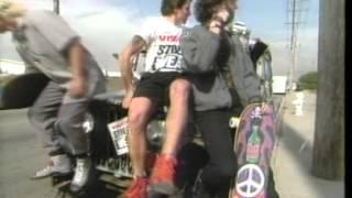 Vision _ phycho skates - YouTube