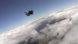 Barwon Heads Australia  City new picture : Skydive Wedding Barwon Heads Australia Beach landing Andrew