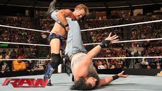 Chris Jericho vs. Luke Harper: Raw