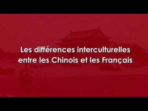 Les différences interculturelles entre les Chinois et les Français