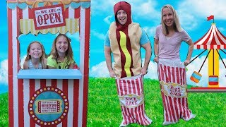Hot Dog Jason and the Magic Wand at the Super Cool Kids Carnival