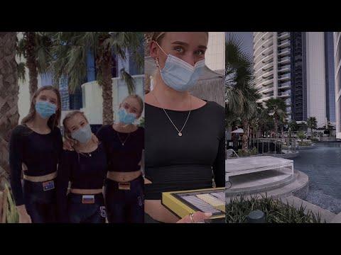 Vlog | قابلنا اعضاء ناو يونايتد في دبي