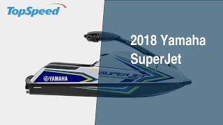 8. 2018 Yamaha SuperJet