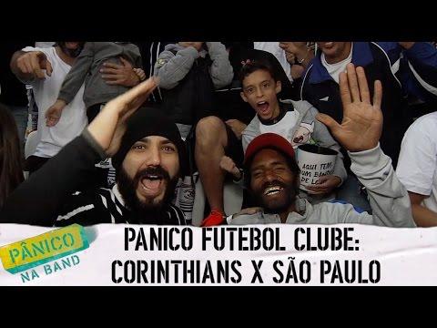 Pânico na Band - PFC: ALFINETE LEVA MC ROMARINHO NA VITÓRIA DO CORINTHIANS