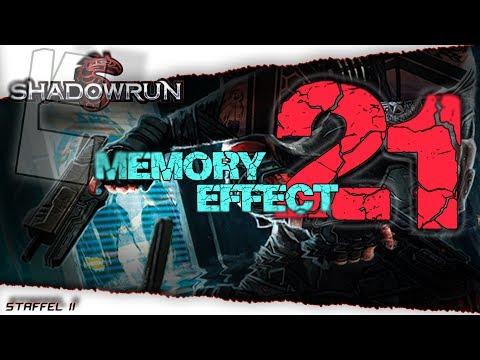 Folge 21: Abschiede (Staffelfinale) |  Memory Effect  |  Shadowrun
