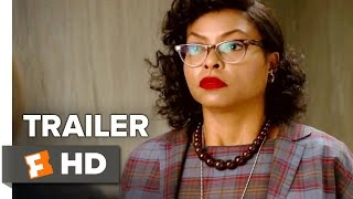 Hidden Figures Official Trailer 1 2017  Taraji P Henson Movie