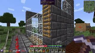 Minecraft - TerraFirmaPunk #25: Charcoal Pit