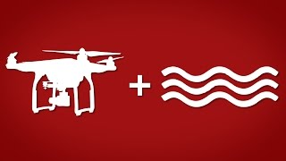 How to avoid crashing into the water with your DJI Phantom (http://goo.gl/LcLDiR) drone is the topic of this episode. If you stick...