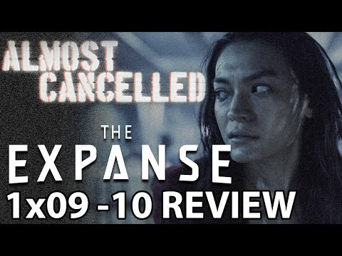 The Expanse Season 1 Episode 9 'Critical Mass' & Episode 10 'Leviathan Wakes' Finale Review