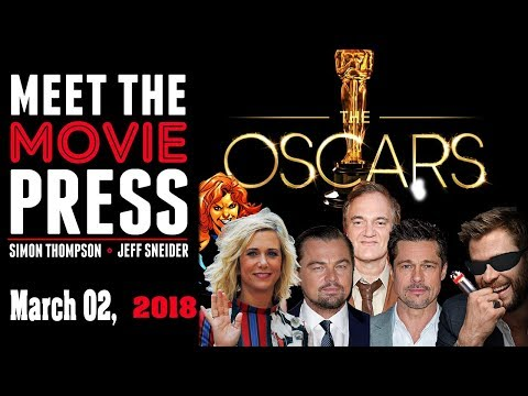 Kristen Wiig as Cheetah, Hemsworth for MIB Spinoff, & Oscar Predictions! - Meet the Movie Press