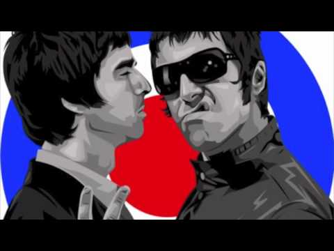 Tekst piosenki Oasis - You've got to hide your love away po polsku