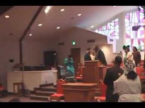 Whooping - Pastor D.l motley comming to a close in one of his Sunday sermons. Gilt Edge Missionary Baptist Church 1713 Green Street Jeffersonville, Indiana 47130 (812) ...