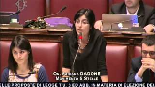 "Dadone (M5S): ""Quote rosa? Meglio preferenze…"