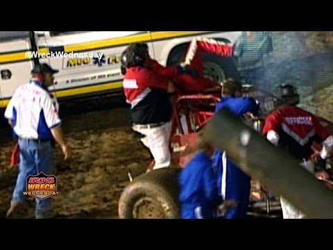 Sprint Car Driver gets Slammed to the DIRT - WW #53