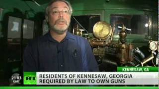 Kennesaw (GA) United States  City new picture : Guns a blazing in one US city
