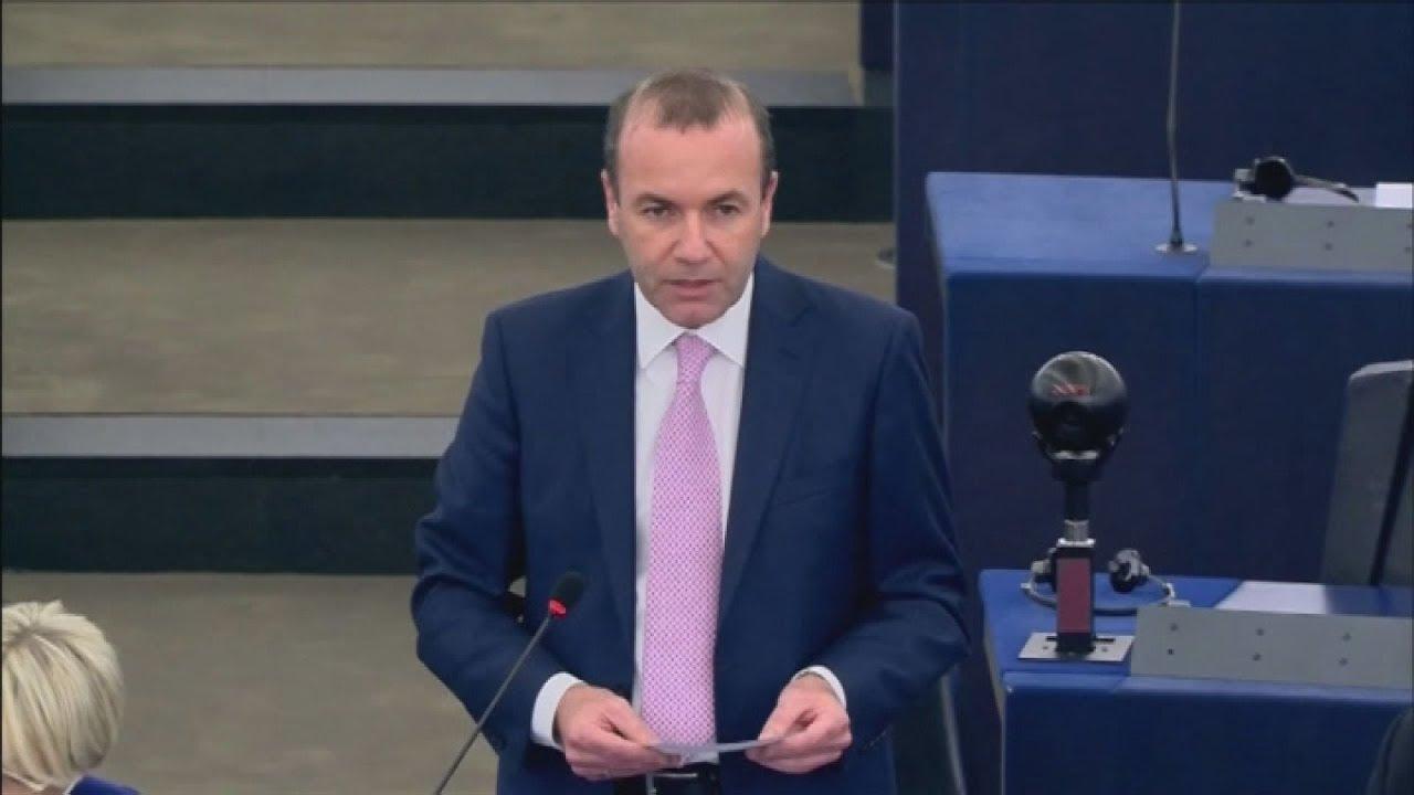 Euractiv: Στραβά ξεκίνησε η υποψηφιότητα Βέμπερ, για τη διαδοχή Γιούνκερ