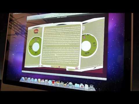 Demostración de grabación de vídeo del iPod nano 5G