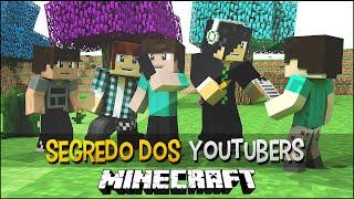 Segredos de Youtubers #17 Youtubers Na Escola !! - Minecraft