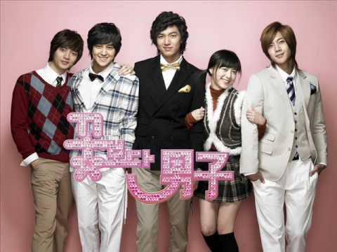 (Boys Over Flowers OST)T-Max - Paradise(파라다이스) + lyrics(English & Korean)