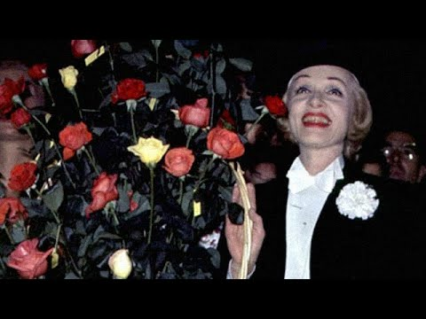"Marlene Dietrich sings ""Moon River"" Live at the Olympia. 1962."