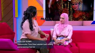 Download lagu Rumpi Dibalik Perceraian Tiara Dewi 6 9 17 4 3 Mp3