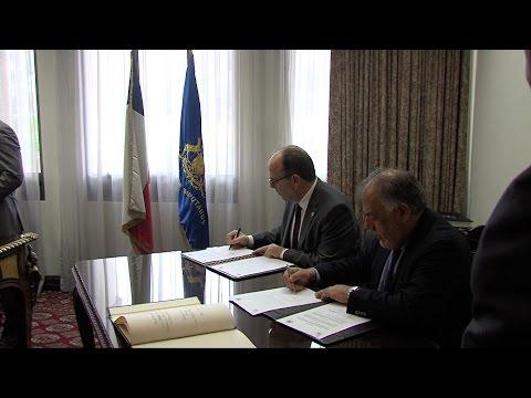 المغرب والشيلي يوقعان بفالبراييسو على اتفاقية للتعاون بين برلماني البلدين