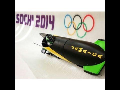 Team Jamaica bobsleigh | Sochi 2014 Olympics