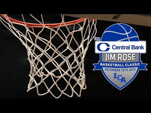 Covington Holmes vs. Daviess County - Central Bank Jim Rose Basketball Classic 12-12-15
