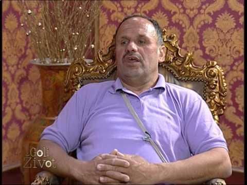 Goli Život – Zmaj od Šipova – Ilija Grahovac – (TV Happy 21. april)