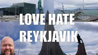 Reykjavik Iceland  City new picture : Visit Reykjavik - 5 Things You Will Love & Hate Reykjavik, Iceland