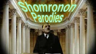 Shomronon Parodies clip