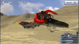 Video PistenBully Play • Ski Region Simulator 2012 • Steep Slope MP3, 3GP, MP4, WEBM, AVI, FLV Juli 2017