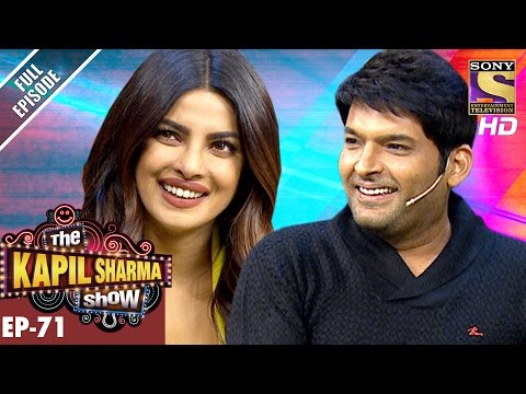 The Kapil Sharma Show - दी कपिल शर्मा शो- Ep-71-Priyanka Chopra In Kapil's Show–1st Jan 2017