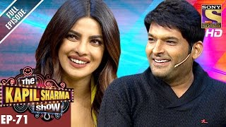 The Kapil Sharma Show   Episode 71–दी कपिल शर्मा शो–Priyanka Chopra In Kapil's Show–1st Jan 2017