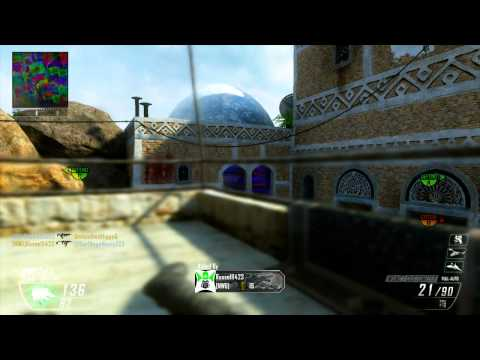 Black Ops 2: 96 Kills with the MSMC Sub Machine Gun - Opinions Video
