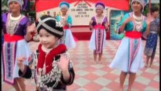 Iu Mien Little Phoenix and Sacramento Modern Hmong Girls