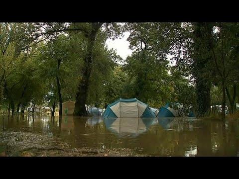 Γαλλία: Μετά τους καύσωνες οι πλημμύρες