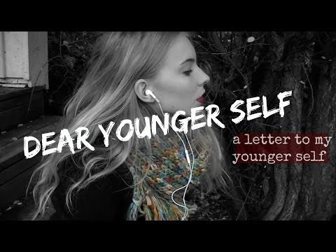 A LETTER TO MY YOUNGER SELF || Rebecca Ellie