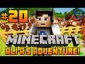 "Minecraft - Ali-A's Adventure #20! - ""CHILLING OUT!"""